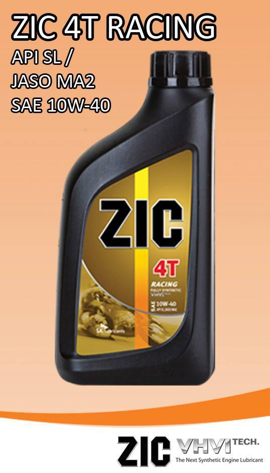 For Sale Zic Motorcycle Sk Lubricants 4t Oil Semi And